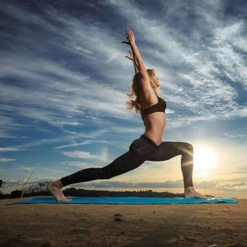 Yoga e relax in Versilia