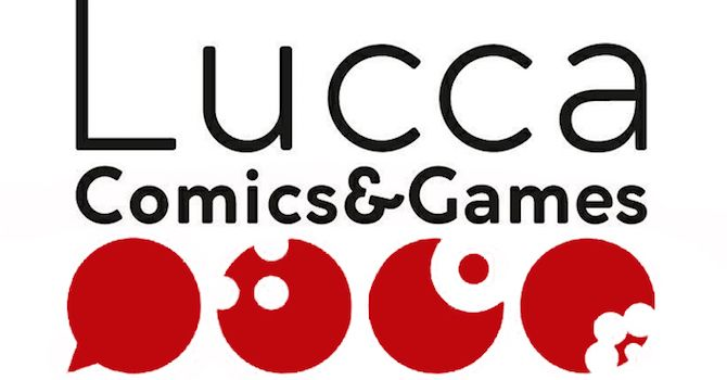 Special  offer to participate at Lucca Comics and Games 2019
