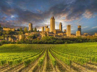 San Gimignano a UNESCO World Heritage Site