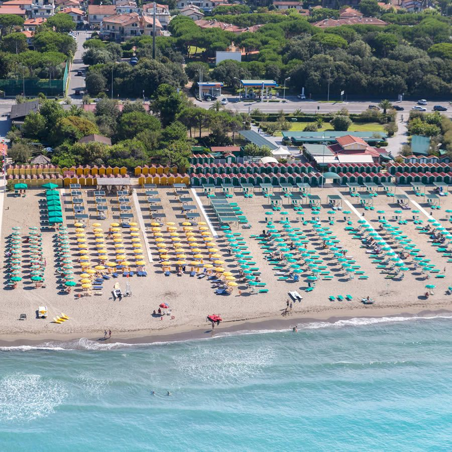 Special offers July 2018 in Tuscany coast