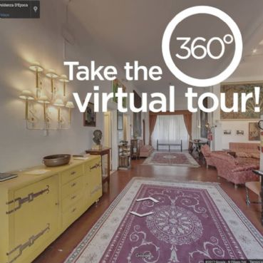Virtual Tour dell'Hotel Club I Pini Lido di Camaiore