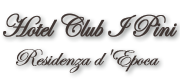 Historical House Hotel Club I Pini logo